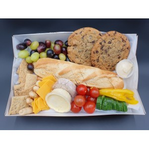 Breakfast/lunch/picnic boxes option 3