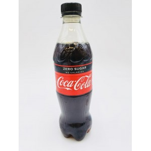 Coke Zero 500ml bottle