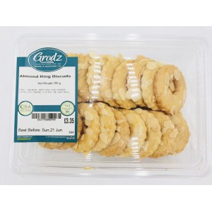 Almond Ring Biscuits