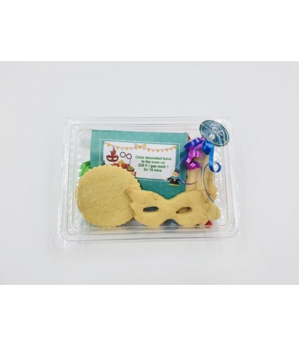Decorate your own Purim biscuits
