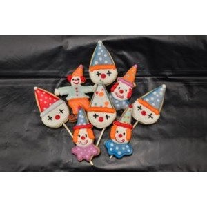 clown biscuits