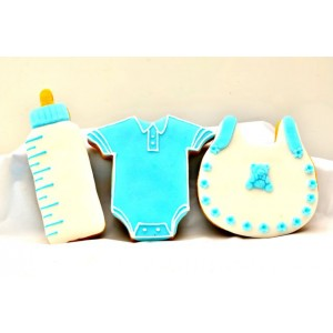 Baby boy/girl large biscuits
